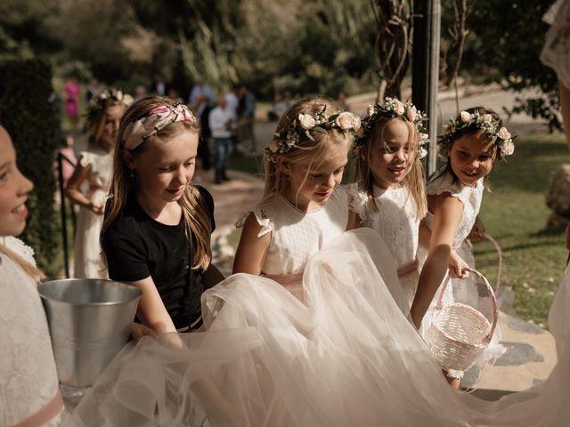 La boda de Diego y Saskia en Alhaurin De La Torre, Málaga 38