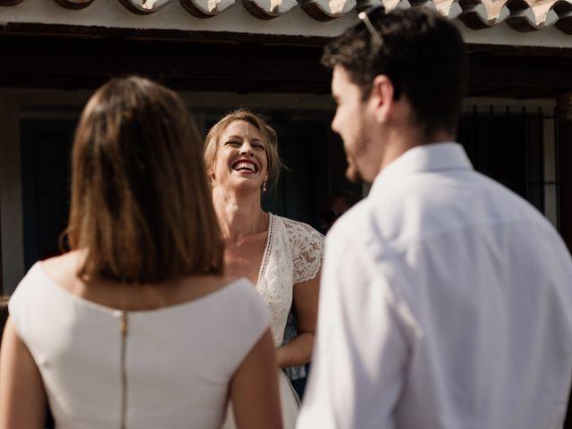 La boda de Diego y Saskia en Alhaurin De La Torre, Málaga 40