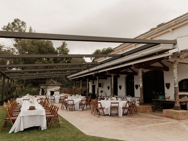 La boda de Diego y Saskia en Alhaurin De La Torre, Málaga 41
