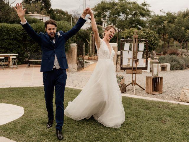 La boda de Diego y Saskia en Alhaurin De La Torre, Málaga 42