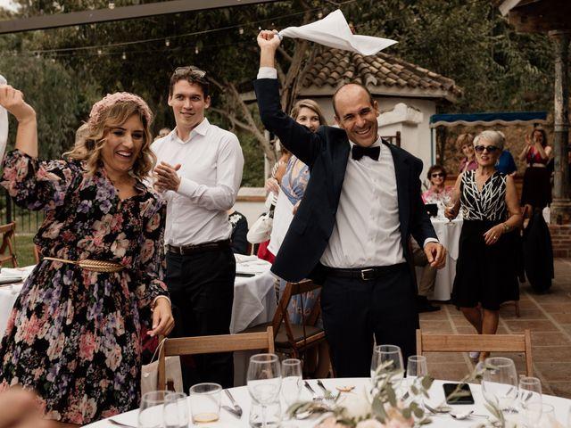 La boda de Diego y Saskia en Alhaurin De La Torre, Málaga 43
