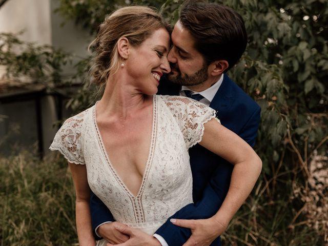 La boda de Diego y Saskia en Alhaurin De La Torre, Málaga 52
