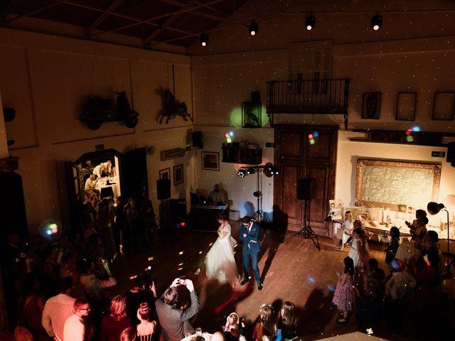 La boda de Diego y Saskia en Alhaurin De La Torre, Málaga 54