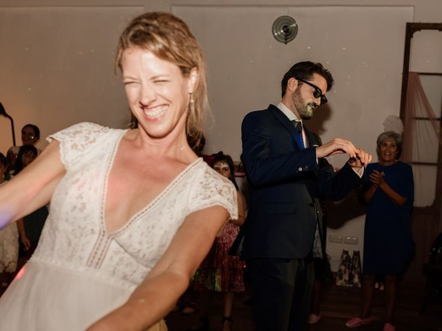 La boda de Diego y Saskia en Alhaurin De La Torre, Málaga 55