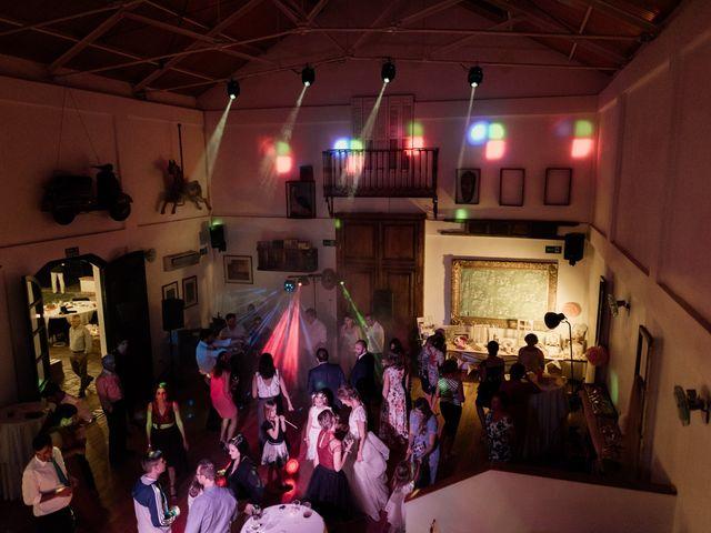 La boda de Diego y Saskia en Alhaurin De La Torre, Málaga 60