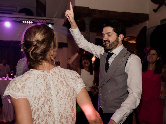 La boda de Diego y Saskia en Alhaurin De La Torre, Málaga 61