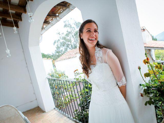 La boda de Fran y Maria en Montseny, Barcelona 10