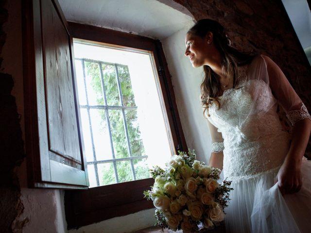 La boda de Fran y Maria en Montseny, Barcelona 13
