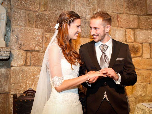 La boda de Fran y Maria en Montseny, Barcelona 15