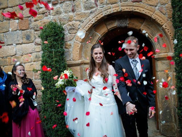La boda de Fran y Maria en Montseny, Barcelona 17