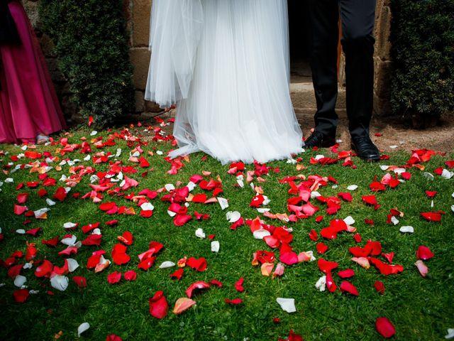 La boda de Fran y Maria en Montseny, Barcelona 18
