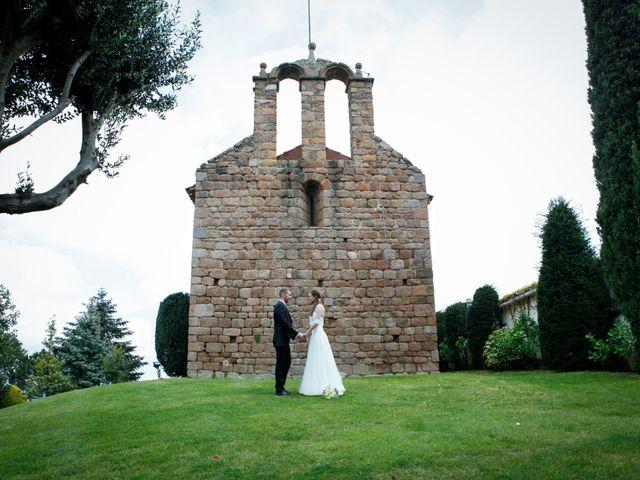 La boda de Fran y Maria en Montseny, Barcelona 20