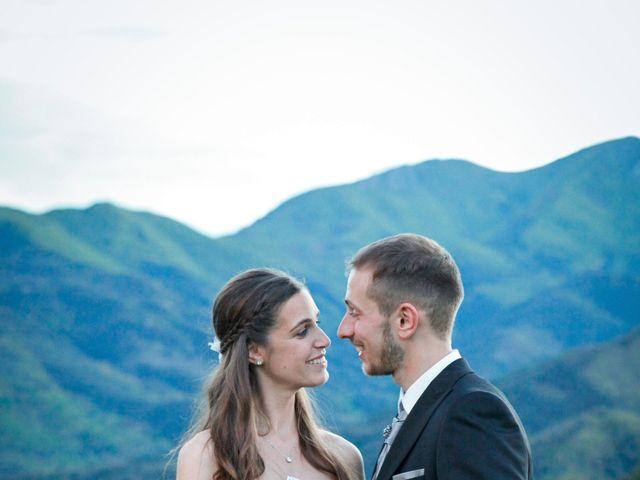 La boda de Fran y Maria en Montseny, Barcelona 27