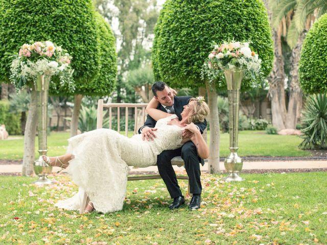 La boda de Inma y Santi