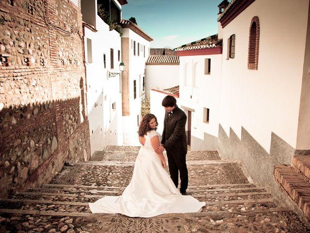La boda de Andrés y Alicia