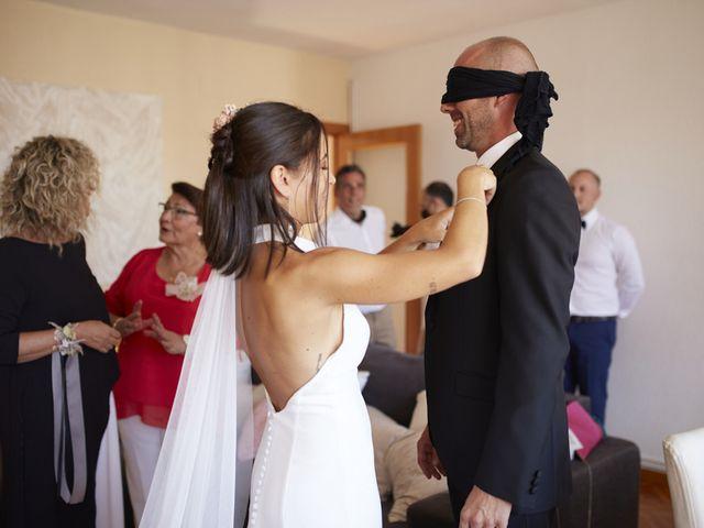 La boda de Quim y Cristina en Calella, Barcelona 18