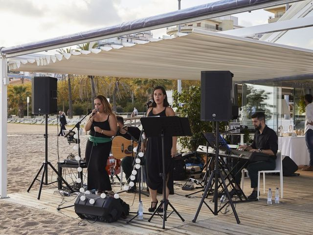 La boda de Quim y Cristina en Calella, Barcelona 20