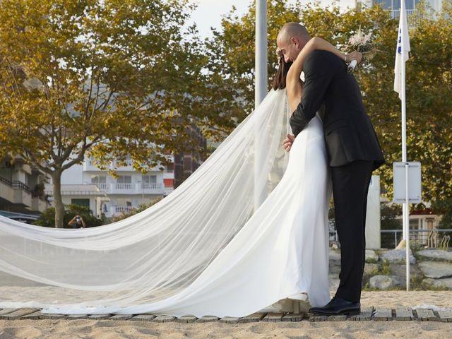 La boda de Quim y Cristina en Calella, Barcelona 21
