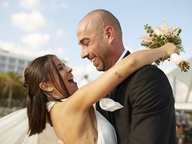 La boda de Quim y Cristina en Calella, Barcelona 22