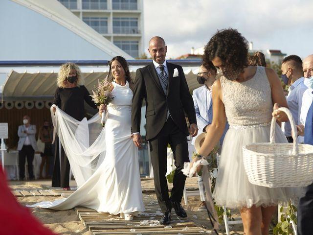 La boda de Quim y Cristina en Calella, Barcelona 23