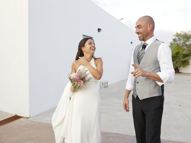 La boda de Quim y Cristina en Calella, Barcelona 35
