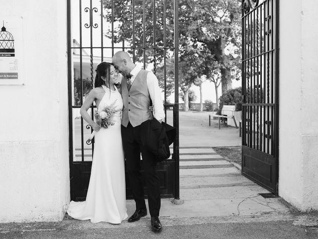 La boda de Quim y Cristina en Calella, Barcelona 36
