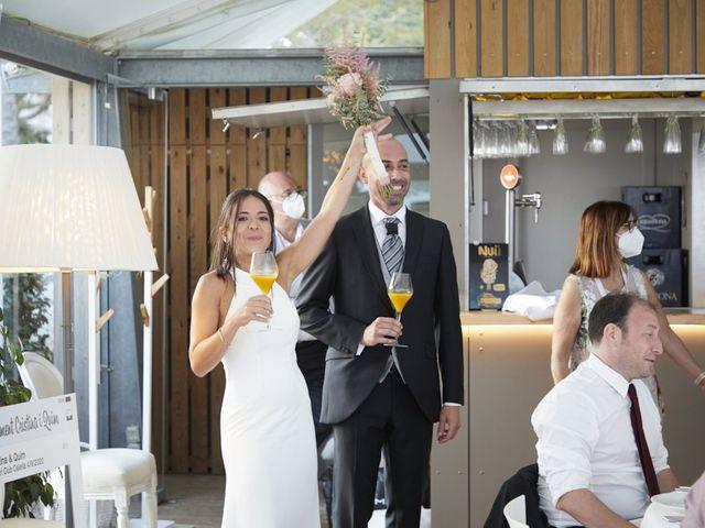 La boda de Quim y Cristina en Calella, Barcelona 40