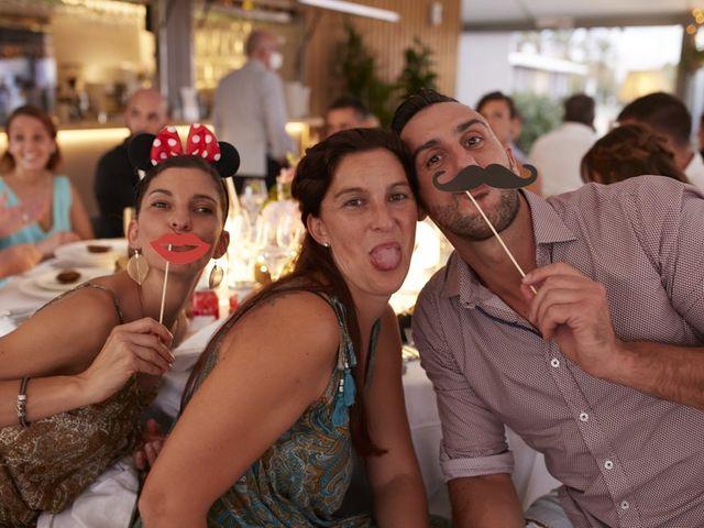 La boda de Quim y Cristina en Calella, Barcelona 44