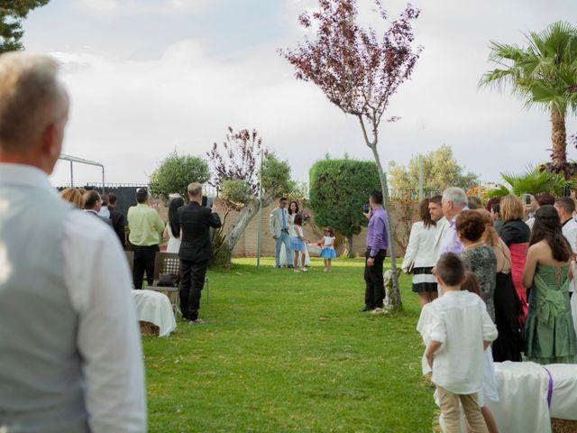 La boda de Jose y Lorena en La Vall D'uixó, Castellón 25