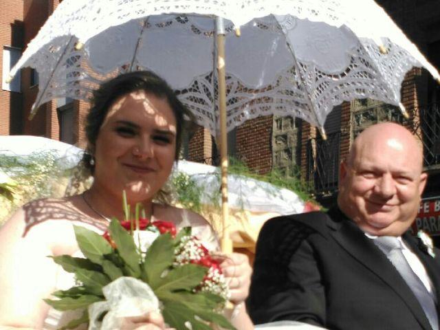 La boda de Rubén y Miriam en Ávila, Ávila 4