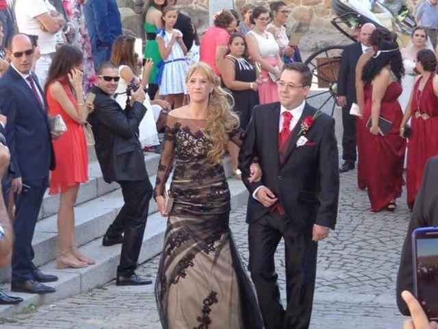 La boda de Rubén y Miriam en Ávila, Ávila 7
