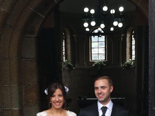 La boda de Rubén y Marina en Narón, A Coruña 1