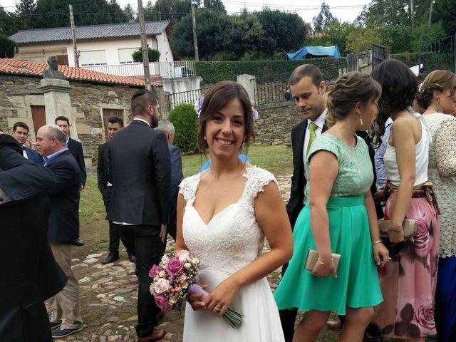 La boda de Rubén y Marina en Narón, A Coruña 2