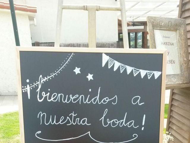La boda de Rubén y Marina en Narón, A Coruña 12