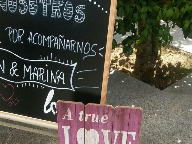 La boda de Rubén y Marina en Narón, A Coruña 14