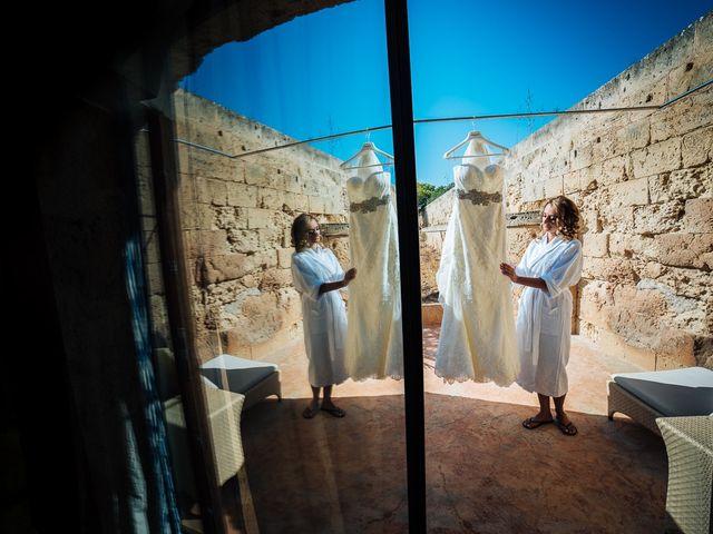 La boda de Carl y Jasmina en Palma De Mallorca, Islas Baleares 13