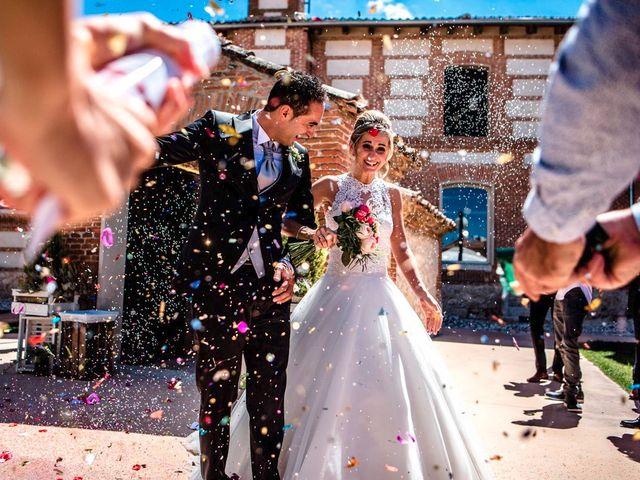 La boda de Lorena y César
