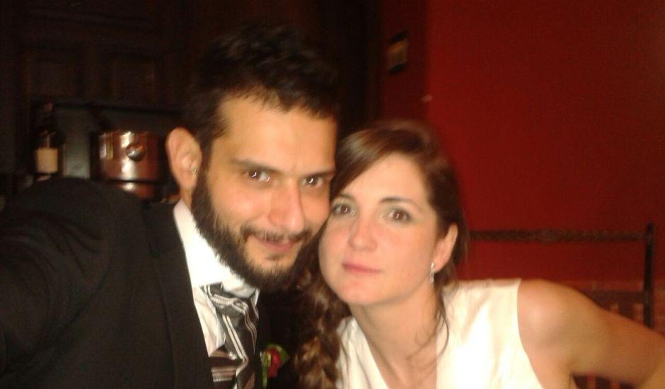 La boda de Bartolomeo y Patricia  en Madrid, Madrid
