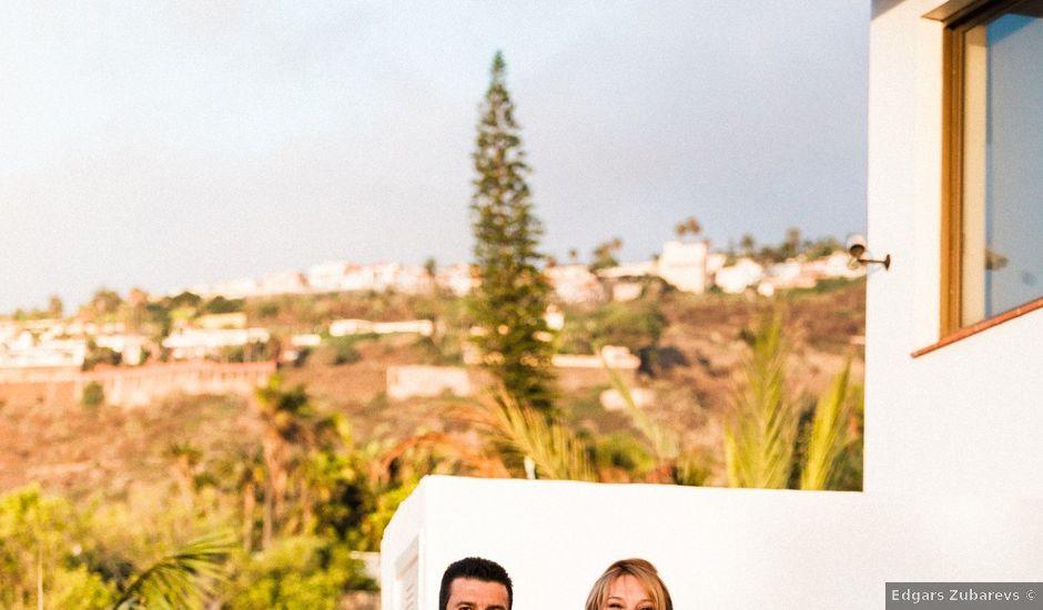 La boda de Fran y Alexandra en Santa Cruz De Tenerife, Santa Cruz de Tenerife