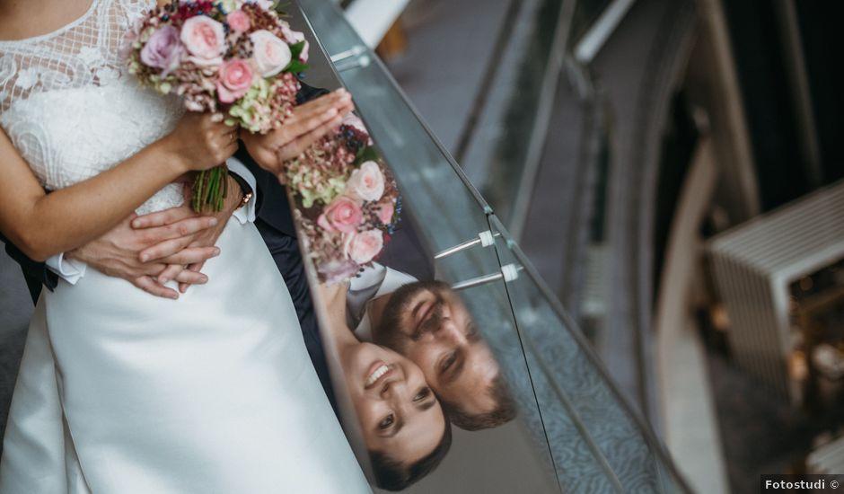 La boda de Agustí y Isabel en Barcelona, Barcelona