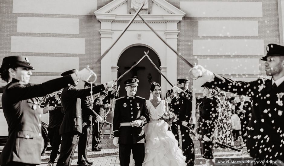La boda de Luis y Sara en Motril, Granada