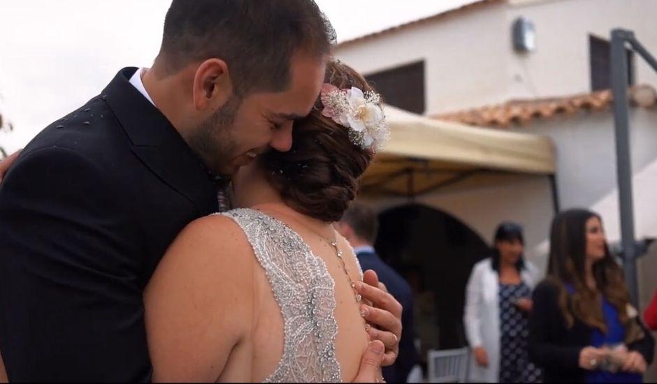 La boda de Sergio y Esperanza  en Almoines, Valencia
