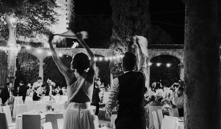 La boda de Miquel y Aina en Santa Maria Del Cami (Isla De Mallorca), Islas Baleares