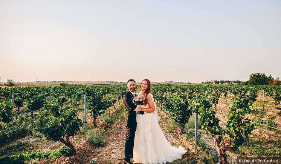 La boda de Jose Luis y Mónica en Aranjuez, Madrid