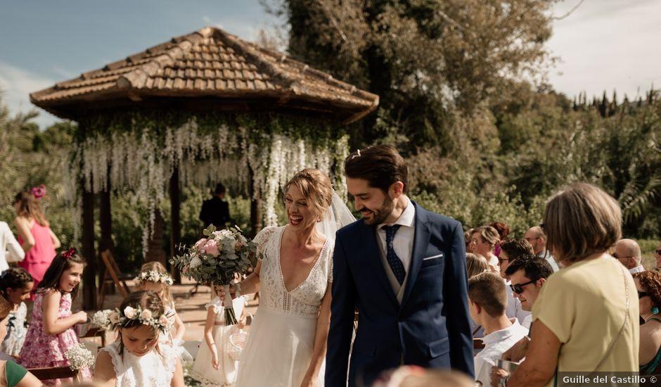 La boda de Diego y Saskia en Alhaurin De La Torre, Málaga