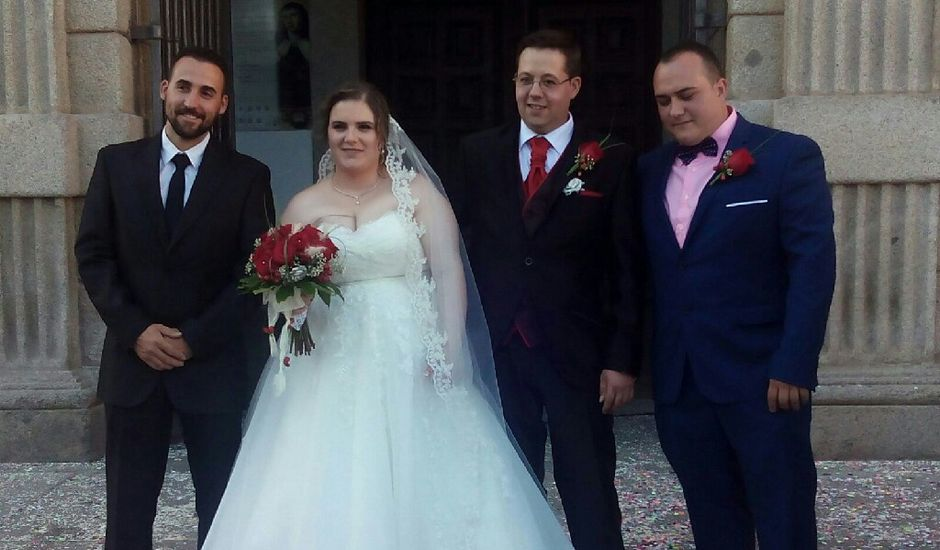 La boda de Rubén y Miriam en Ávila, Ávila
