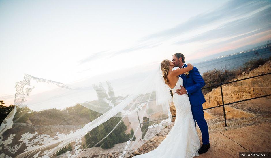 La boda de Carl y Jasmina en Palma De Mallorca, Islas Baleares