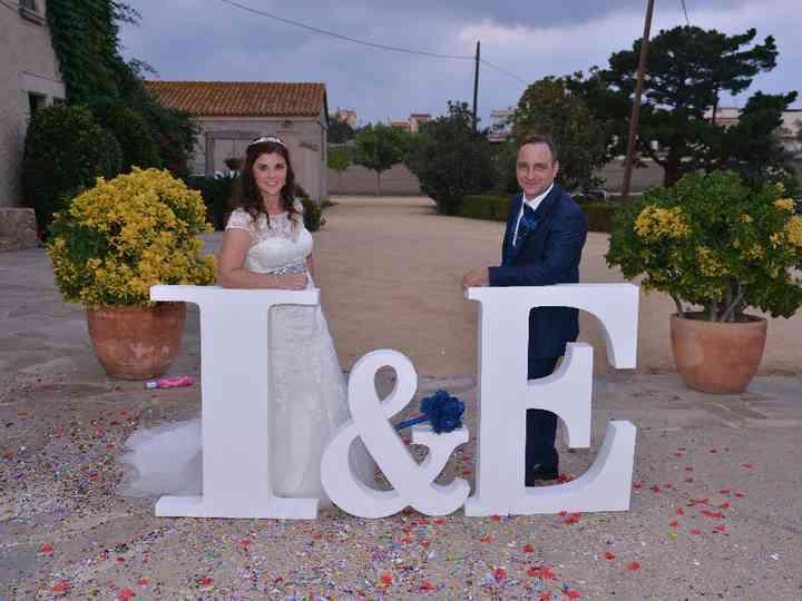 La boda de Isa y Emilio