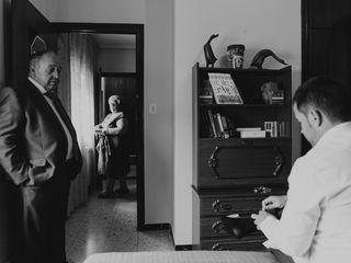 La boda de Mari Carmen y Francis 1