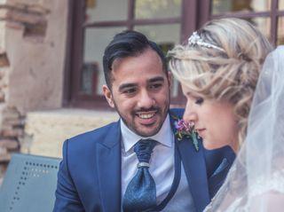 La boda de Claudia y Santiago